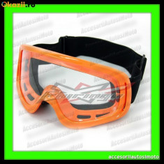 OCHELARI MOTO CROSS ENDURO ATV VEGA VX Orange