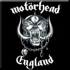 Magnet Motorhead - England