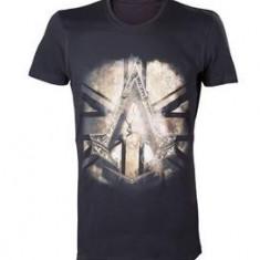 Jocuri PC - Tricou Assassins Creed Syndicate Negru Bronze Crest