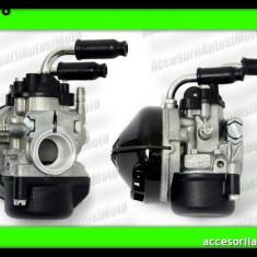 Carburator complet Moto - CARBURATOR FIST BIKE Moped DELLORTO SHA 14.12 Clone PEUGEOT Moped Scuter Pocket