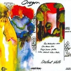 Ceas cu proiectie - OREGON DISTANT HILLS (CD audio)