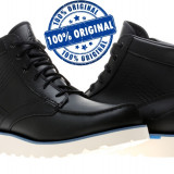 Ghete barbat Nike Kingman - ghete originale - ghete iarna - piele naturala