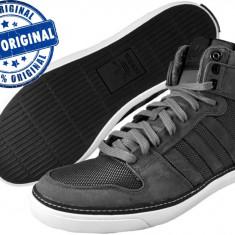 Adidasi barbati, Piele intoarsa - Adidasi barbat Adidas Originals Vespa Gs 2 Hi - adidasi originali - ghete