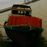 Barca transport marfa 6t