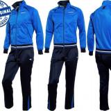 Trening barbat Diadora Blue - trening original - treninguri barbati - Trening barbati Diadora, Marime: S, L, Culoare: Din imagine, Poliester