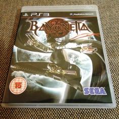 Joc Bayonetta, PS3, original, alte sute de jocuri! - Jocuri PS3 Electronic Arts, Actiune, 18+, Single player