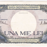 1.Bancnota 1000 Lei 23 martie 1943, An: 1941