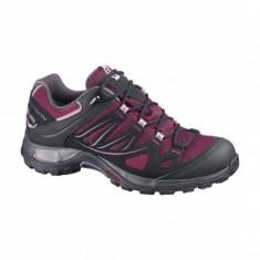 Pantofi Salomon Ellipse GTX pentru femei (SAL-366814-BOR) - Adidasi dama Salomon, Marime: 39, 40, 41, 42, Culoare: Rosu