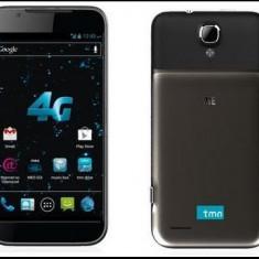 Telefon mobil ZTE, Negru, 8GB, Neblocat, Dual core, 1 GB - ZTE V9800 Smart A60 4g black nou, doar telefonsi incarcator !PRET:320lei