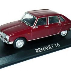 Macheta auto, 1:43 - 3549.Macheta Renault 16 - MASINI DE LEGENDA + revista scara 1:43