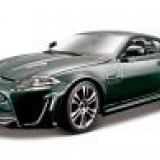 Jaguar XKR-S - verde inchis - Kit de asamblare - 1:24