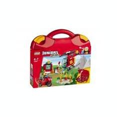 Valiza Pompieri - LEGO Juniors