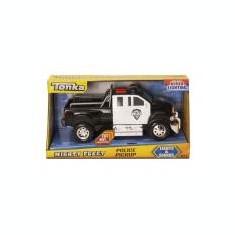 Jucarie de colectie - Masinuta Tonka - Mighty Fleet - Camioneta de politie