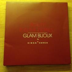 Colier Kinga Varga GLAM BIJOUX cristale Svarovski URGENT - Colier Swarovski