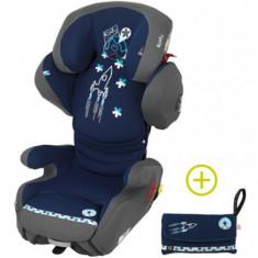Scaun Auto SmartFix 15-36 kg Little Astronaut - Scaun auto bebelusi grupa 0+ (0-13 kg) Kiddy