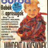 Revista mode BURDA SPECIAL, pentru copii, lb. maghiara, cu tipare - Revista moda