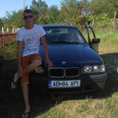 Autoturism BMW, Seria 3, Seria 3: 316, An Fabricatie: 1994, Benzina, 210000 km - BMW 316i