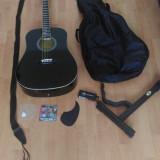 Chitara electrica - Set chitara acustica Cataluna 4/4