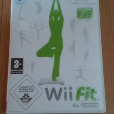 Jocuri WII Altele, Sporturi, 3+, Single player - JOC WII FIT ORIGINAL PAL / by DARK WADDER