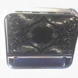 APARAT de RULAT CU TABACHERA STRONG BOX 1 pentru rulat tutun / tigari - Aparat rulat tigari
