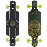 """Longboard Mindless Longboards Raven Green 34""""/86cm"""