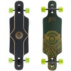 """Skateboard - Longboard Mindless Longboards Raven Green 34""""/86cm"""