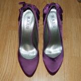 Pantofi dama mov