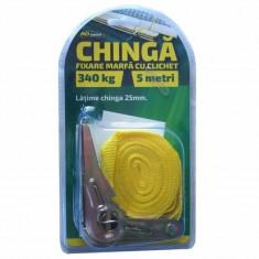 Sufa Auto - Chinga cu clichet fixare marfa Ro Group, 340 kg, 5 m