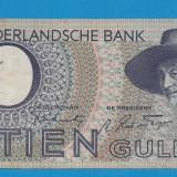 bancnota europa - Olanda 10 gulden 1943 1