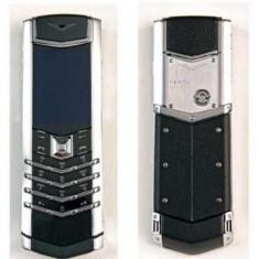 Telefon mobil Vertu, Argintiu, 32GB - VERTU SIGNATURE