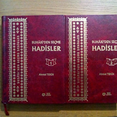 BUHARI`DEN SECME HADISLER - Ahmet Tekin - 2 volume, Istanbul, 2000, 1335 p. - Carti Islamism