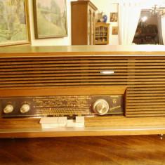 Radio lampi philips vintage - Aparat radio