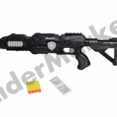 Pistol de jucarie - Pusca cu gloante din burete si bile cu apa Super Anihilation M2