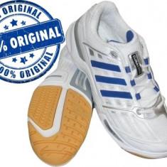 Adidasi dama Adidas Court Climacool - adidasi originali - handbal, Marime: 36 2/3, 37 1/3, Culoare: Alb, Textil