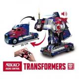 Robot Transformers 4 cu telecomanda Optimus, Nikko