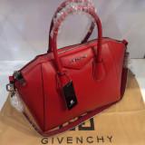 Geanta Dama Givenchy, Geanta de umar, Piele - Geanta Givenchy Antigona Red * Piele Naturala *