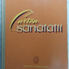 CARTEA SANATATII -COLECTIVI DE EMINENTI MEDICI SOVIETICI CONDUSI DE JDANOV- 1959