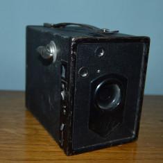 Aparat de Colectie - Aparat foto vechi de colectie AGFA BOX 44 6X9CM ON 120 FILM CAMERA, an 1932-36