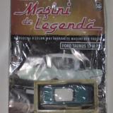 Macheta auto, 1:43 - Ford Taunus 17 M P2, Masini de legenda Nr. 68