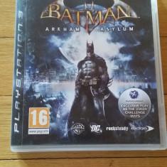 JOC PS3 BATMAN ARKHAM ASYLUM ORIGINAL / by WADDER - Jocuri PS3 Eidos, Actiune, 16+, Single player