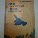 C.ROSETTI-BALANESCU(dedicatie/semnatura)DIN CARNETUL UNUI VANATOR,1963