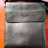 Geanta de piele Gucci