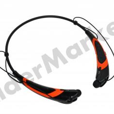 Casti sport Bluetooth Vitality HB-760 - Casti Telefon, Portocaliu