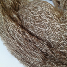 Ata - Fir de tricotat sau crosetat, f moale, f pufos, tip mohair cu acril si lana 300g
