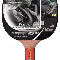 Paleta ping pong - Paleta tenis de masa Attack New Waldner 900 include DVD