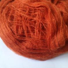Ata - Fir de tricotat sau crosetat, f moale, f pufos, tip mohair cu acril si lana 400g