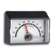 Termometru - Higrometru din plastic