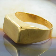 Inel placate cu aur - Inel Placat cu Aur 18K, cod 845