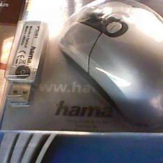Microsoft Wireless 5000 - Mouse wireless hama fara fir