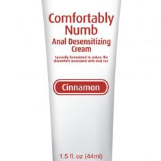 Cinnamon Anal Desensitizing Cream - Lubrifianti